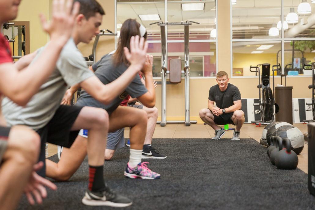 Osebno trenerstvo in prehransko svetovanje - rezultati