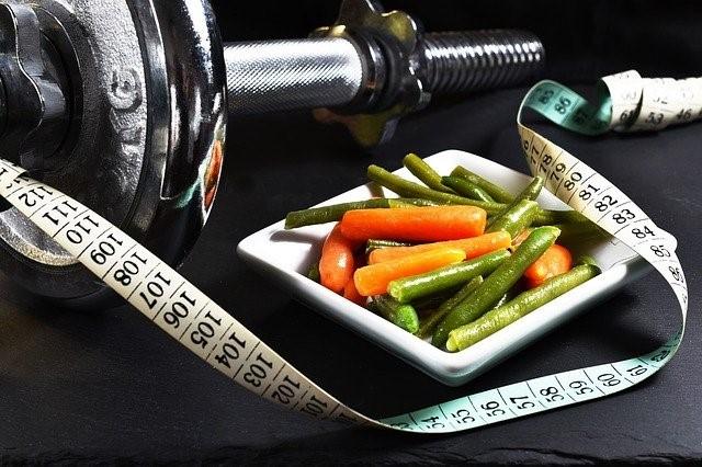 zdrava prehrana in vadba za moč odgovor kako shujšati